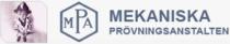 MPA Mekaniska prövningsanstalten AB